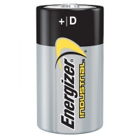 Bulk D Cell batteries from Energizer, Duracell and Eveready