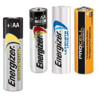 Energizer Industrial vs. Energizer & Duracell Procell Batteries