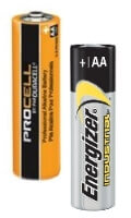 Energizer Industrial Vs Duracell Procell Other Energizer Batteries Battery Products