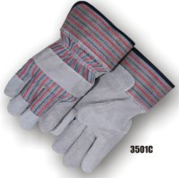 Washable/Disposable Leather Fire Investigation Gloves