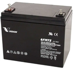 PS12750, 6FM75D-X, Sealed Lead Acid Battery