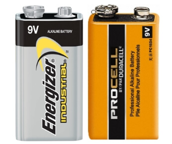 Bulk 9V Alkaline Batteries for Sale