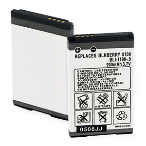 BLACKBERRY 8100/PEARL LI-ION 900mAh