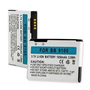 BLACKBERRY FM1 3.7V 1050 mAh LI-ION BATTERY