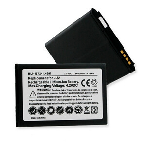 BLACKBERRY J-S1 3.7V 1400mAh LI-ION BATTERY