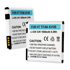 HTC TITAN PI39100 3.7V 1650mAh LI-ION BATTERY