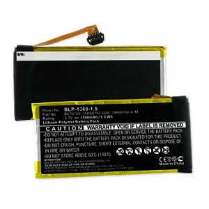 HTC BK76100 PK76300 3.7V 1500mAh LI-POL BATTERY