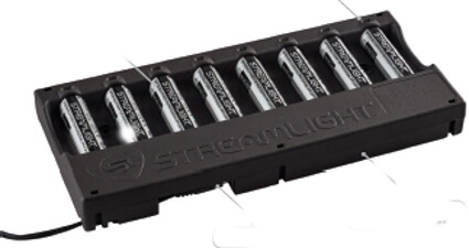 Battery charger for 18650 batteries