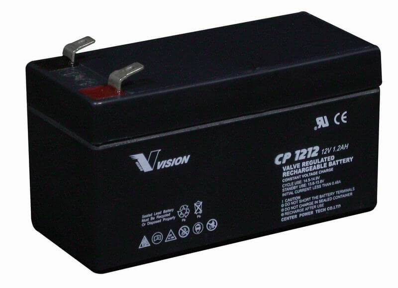 PS1212, CP1212, Sealed Lead Acid Battery
