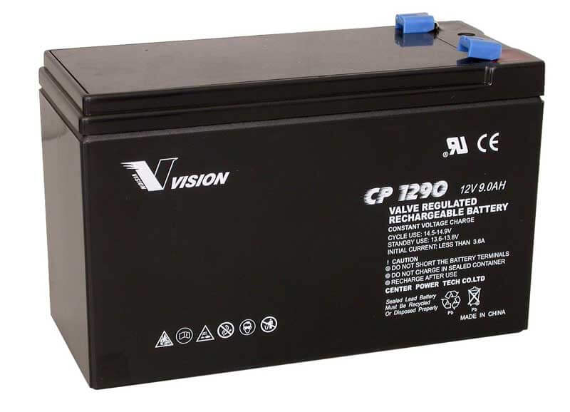PS1290, CP1290, Sealed Lead Acid Battery