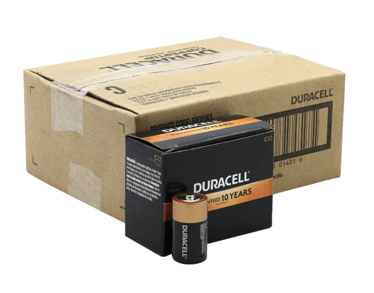 Wholesale Duracell C Batteries