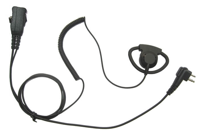 Endura EAK-1WDR-MT1 1 Wire Audio Kit for Motorola CP200