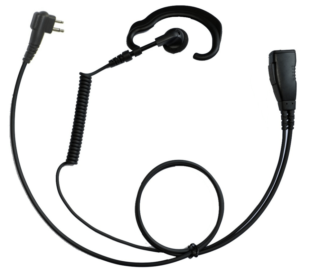 Endura EAK-1WEH-MT1 1 Wire Audio Kit for Motorola CP200