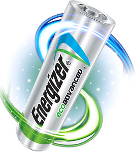 Energizer EcoAdvanced Batteries for Sale Online