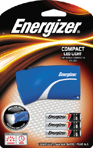 ENERGIZER Disposable Compact LED Light