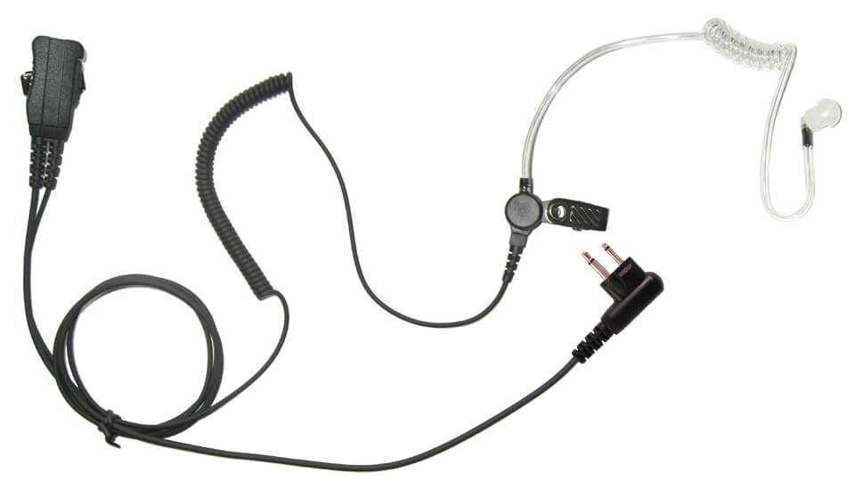 Endura ESK-1W-HY1 1 Wire Surveillance Kit for Hytera TC-508