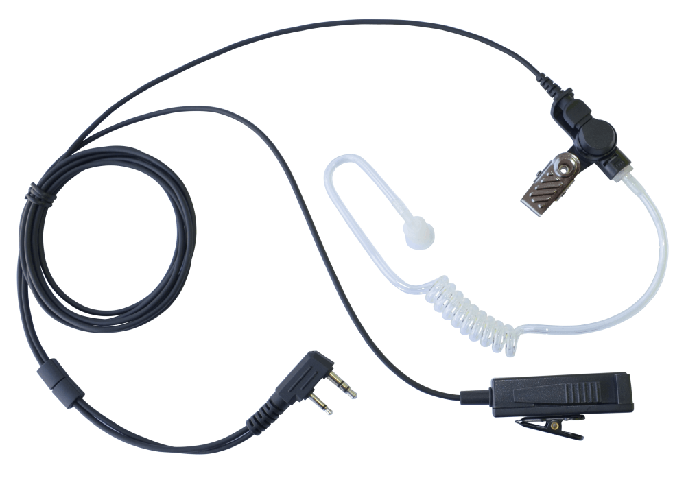Endura ESK-2WPM-KW1 2 Wire Surveillance Kit for Kenwood TK2170