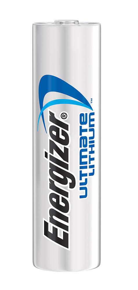 Energizer Ultimate Lithium AA Battery L91