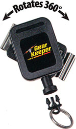 Gear Keeper RT4-5850 Low Force Badge Retractor