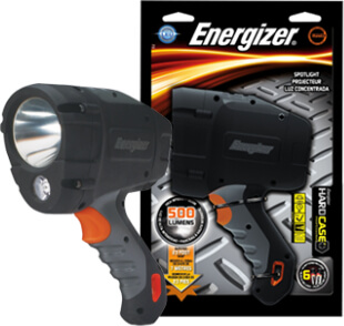 Energizer Hard Case Spotlight - HCSP61E
