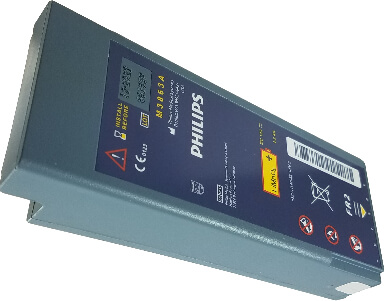 HP Heartstream FR2 / Laerdal Heartstart FR2 AED 12V Lithium Battery