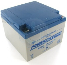 PS12260F2, PS12260-F2, PS12260NB, PS12260-NB, Sealed Lead Acid Battery