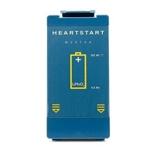 Philips M5070A FRX AED Replacement Battery