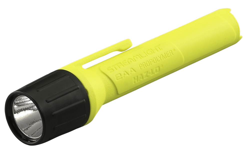 Streamlight 2AA ProPolymer HAZLO 67101