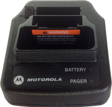MOTOROLA MINITOR 5 BATTERY CHARGER