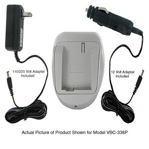 CANON BP807 AC/DC CHARGER