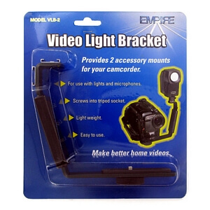 VIDEO LIGHT BRACKET
