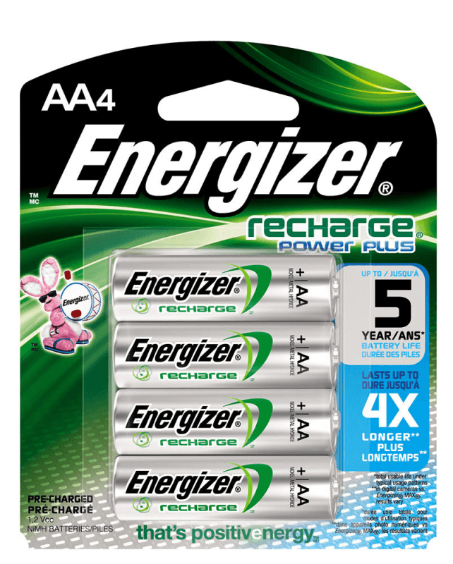 AA Rechargeable Batteries for Sale