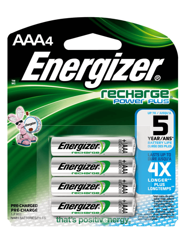AAA Rechargeable Batteries for Sale