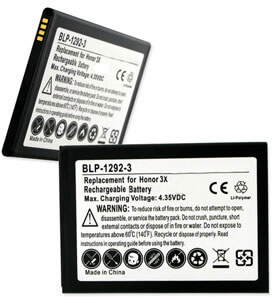 HUAWEI HONOR 3X 3.8V 3000mAh LI-POL BATTERY