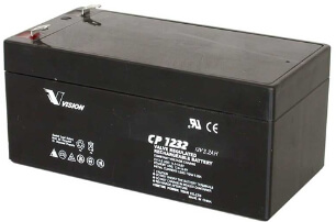 PS1230, CP1232 SLA Battery