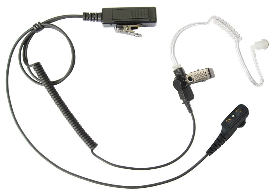 Earpieces & Surveillance Kits for Two Way Radios for Sale