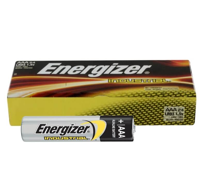 EN92 AAA Energizer Industrial Battery
