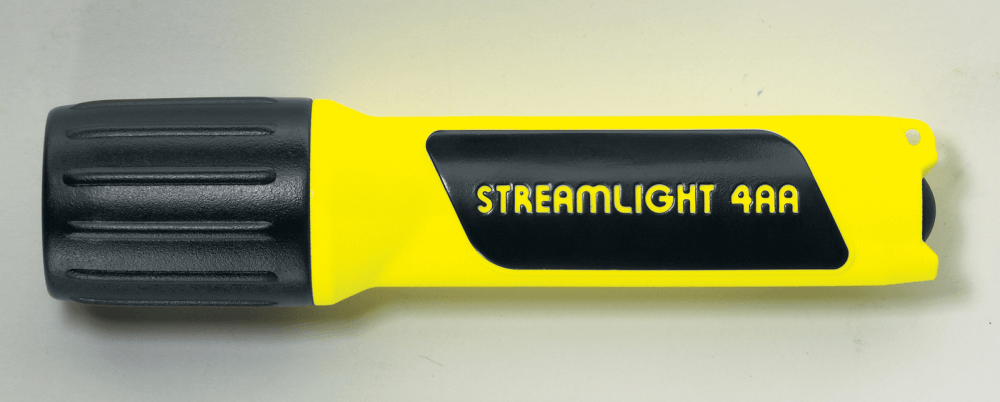 Streamlight 4AA with Batteries 68254