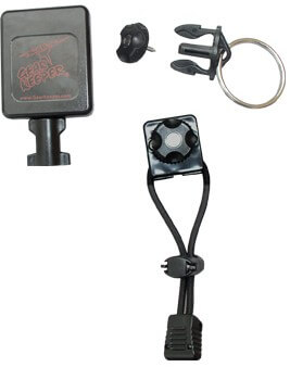 Gear Keeper Right-Angle Flashlight Mount