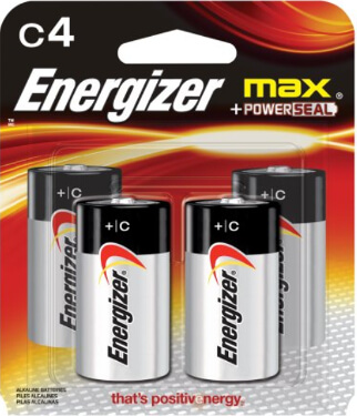 Energizer E93 4 Packs